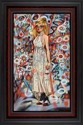 A Little Twist of Cane by Todd White -  sized 48x28 inches. Available from Whitewall Galleries
